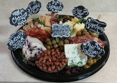 Beautiful Cheese Tray